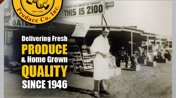 Grand Avenue Produce Co
